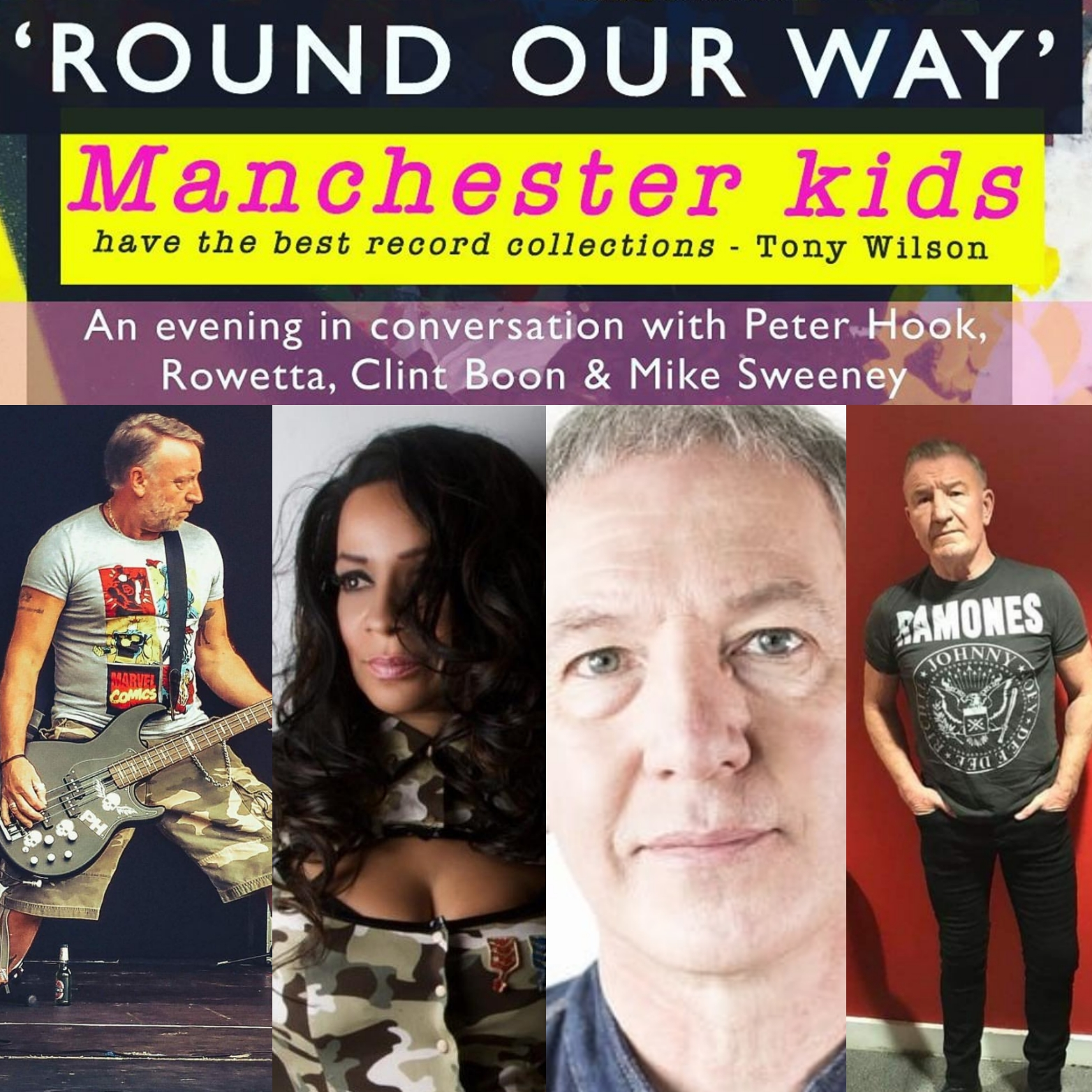 EVENT: 'Round Our Way'